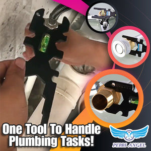 15-in-1 Ultimate Plumbing Wrench