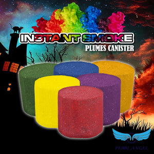 Instant Smoke Plumes Canister