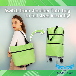 2-Way Expandable Tote Bag