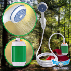 HappyCamper's Portable InstaShower Pump
