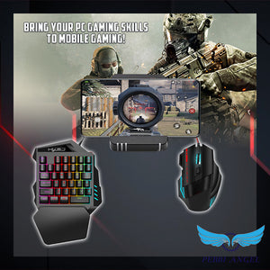GamerPRO Mobile Keyboard & Mouse