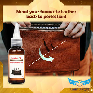 LeatherFit Magic Leather Repair Glue