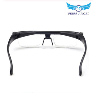 Fully Adjustable Focus Glasses