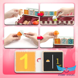 SmartMinds Ice Cream Math Toy