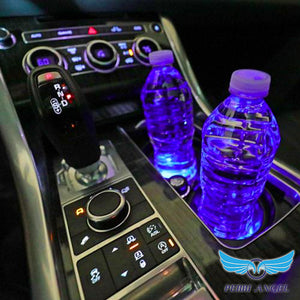 Glow in the Dark Car Cup Pad