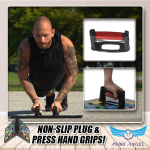 PowerLift 9-in-1 Push Up Board