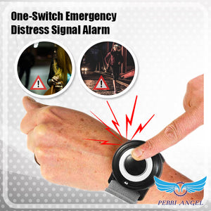 125dB Personal Security Alarm Band