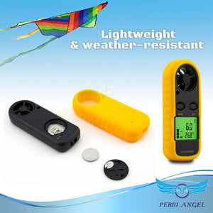 2-in-1 Digital Anemometer