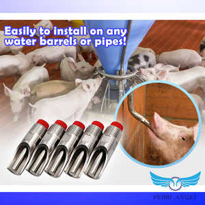 Automatic Pig Sty Water System