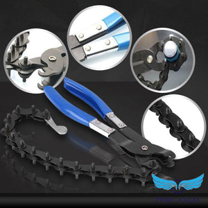 Universal Exhaust Pipe Chain Cutter