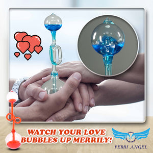 Bubbly Love Spiral Thermometer