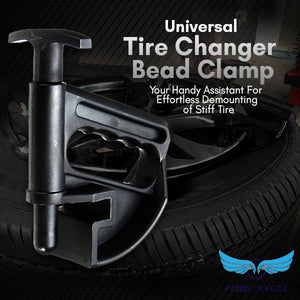 Universal Tire Changer Bead Clamp