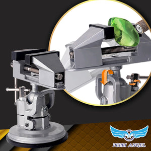 360° Rotatable Adjustable Bench Vise
