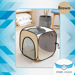 360° Pet Drying Tent