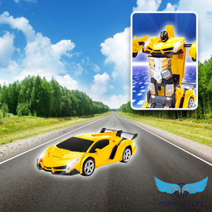 AutoTransforming RC Robot Car