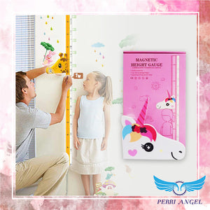 3D Magnetic Kiddie Growth Gauge