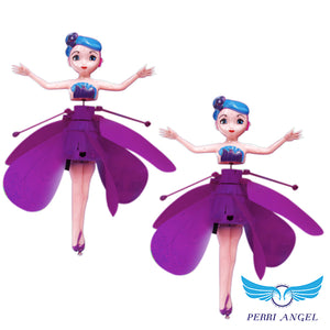 Flying Pixie Fairy Princess