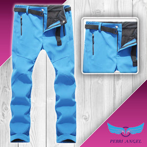 Fleece-Lined Cold-Proof Winter Pants