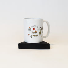 Load image into Gallery viewer, image of Mug with Florence design
