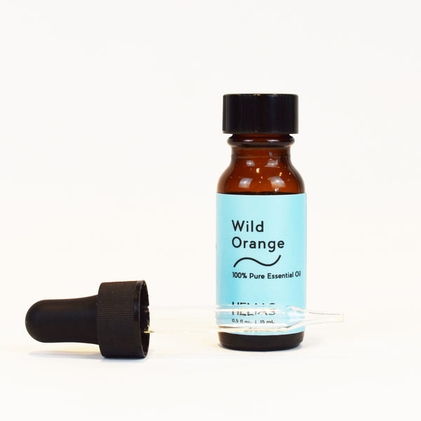 image of Wild Orange Essential Oil