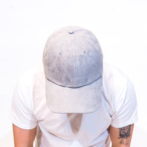 Open image in slideshow, Suede Dad Hat