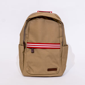 Teddy Zipper Backpack