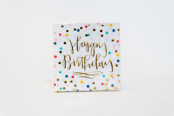 Celebration Napkins