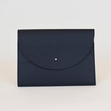 Load image into Gallery viewer, image of Navy Medium Folio