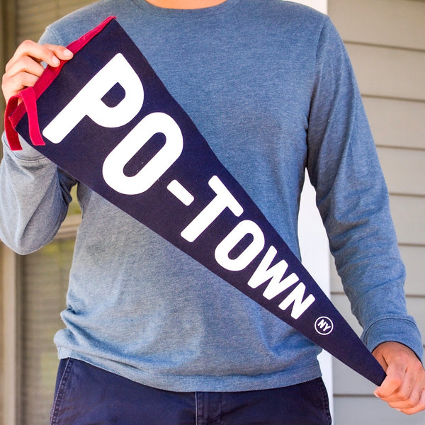 Po-Town Pennant