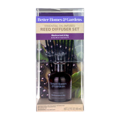 2x Better Home and Garden Blackcurrant & Bay Reed Diffusers (80ml)