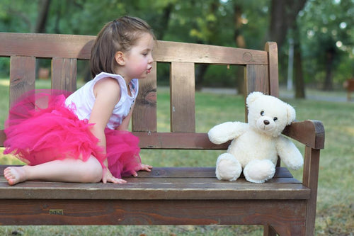 5 Reasons Kids Love Stuffed Animals