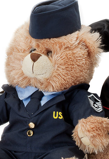 Recordable Military Bears & Specialty Clothing