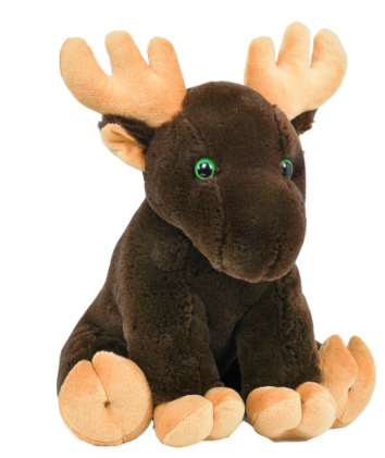 15 Inch Recordable Moose