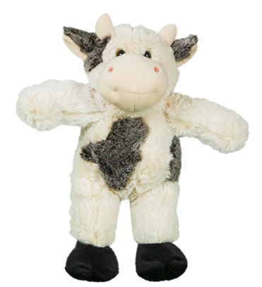 8 inch Cow unstuffed animal kit
