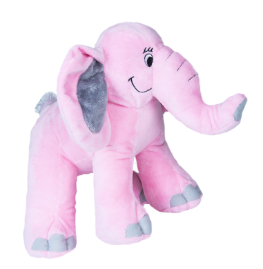 15 inch Recordable Pink Elephant