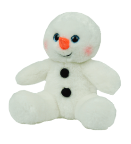 8 Inch Recordable Snowman