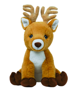 15 Inch Recordable Reindeer