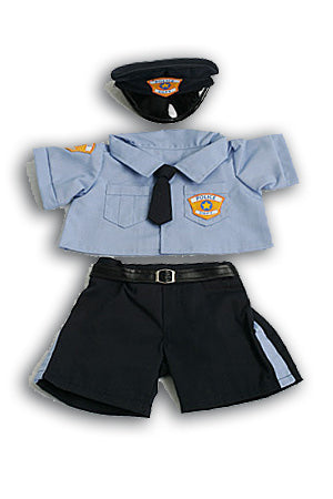 Police Uniform (fits 15-16