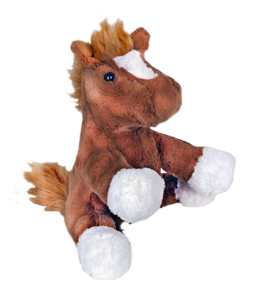 15 inch Horse unstuffed animal kit