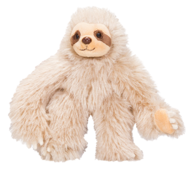8 inch Recordable Sloth