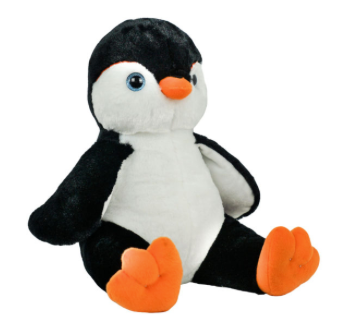 8 Inch Recordable Penguin