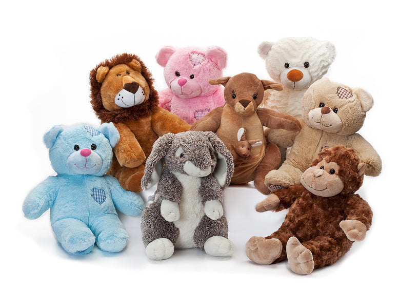Donate a recordable teddy bear to a military family