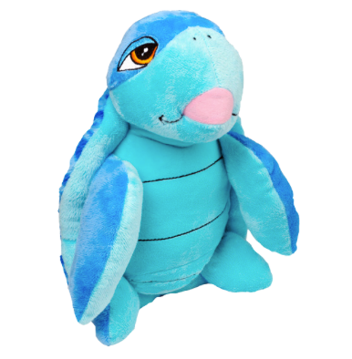 15 inch Recordable Turtle (Swirls)