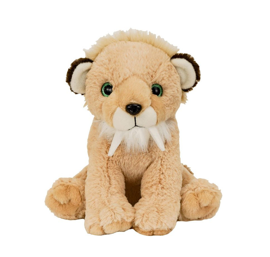 15 Inch Saber Tooth Tiger Unstuffed Animal Kit