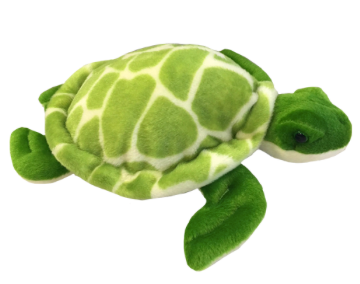 8 inch Recordable Green Sea Turtle