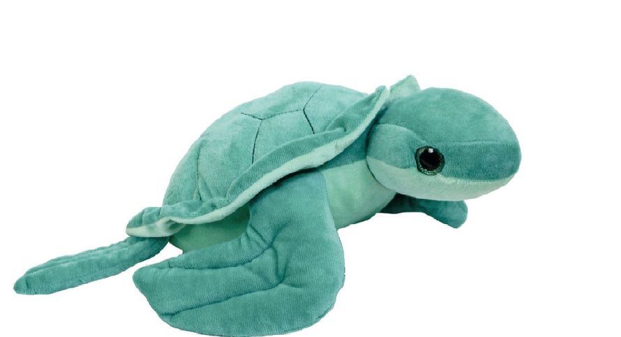 8 inch Recordable Green Sea Turtle (new style)