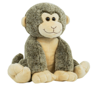 15 Inch Recordable Monkey (new style)