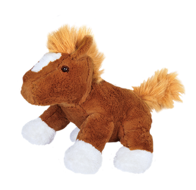 8 Inch Recordable Horse