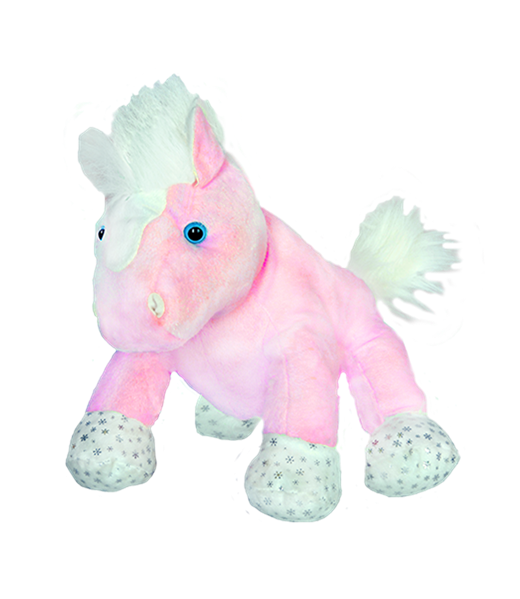 8 inch recordable Pink Horse