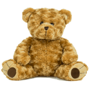15 inch Recordable Curley Bear